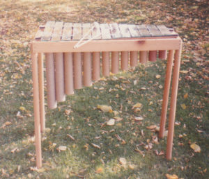 Built at Ithaca College, circa 1989