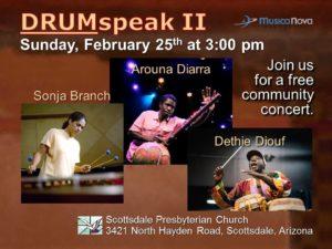 DrumSpeakII